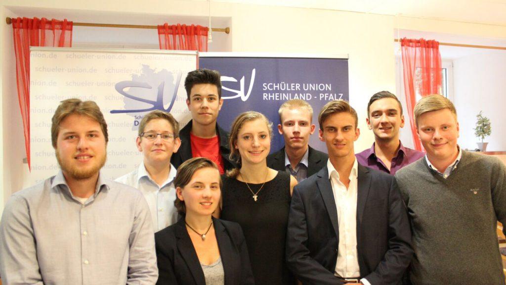"""Der 44. Landestag der Schüler Union Rheinland-Pfalzes in Worms """"Schüler sind Mittelpunkt der Bildung – Individualität statt Kollektivität"""""""