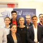 Der 44. Landestag der Schüler Union Rheinland-Pfalzes in Worms